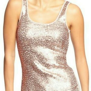 💕NWT💕 OLD NAVY SEQUIN TANK TOP